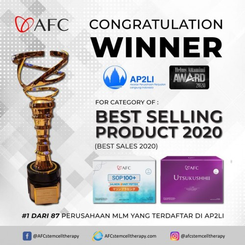 AFC Life Science AFC Life Science - Best Selling Product 2020