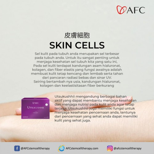AFC Life Science Skin Cells