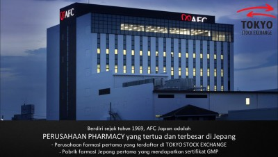 AFC Life Science Tentang AFC Life Science